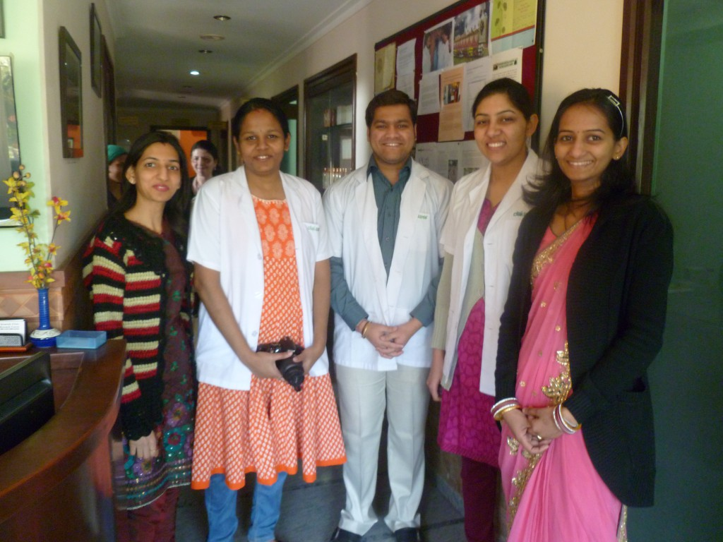 All of the Ayurvedic Doctors at Chakrapani Ayurveda