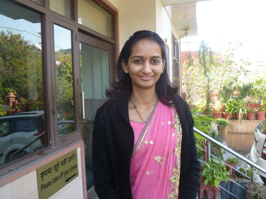 Dr. Parvathy at Chakrapani Ayurveda in Jaipur